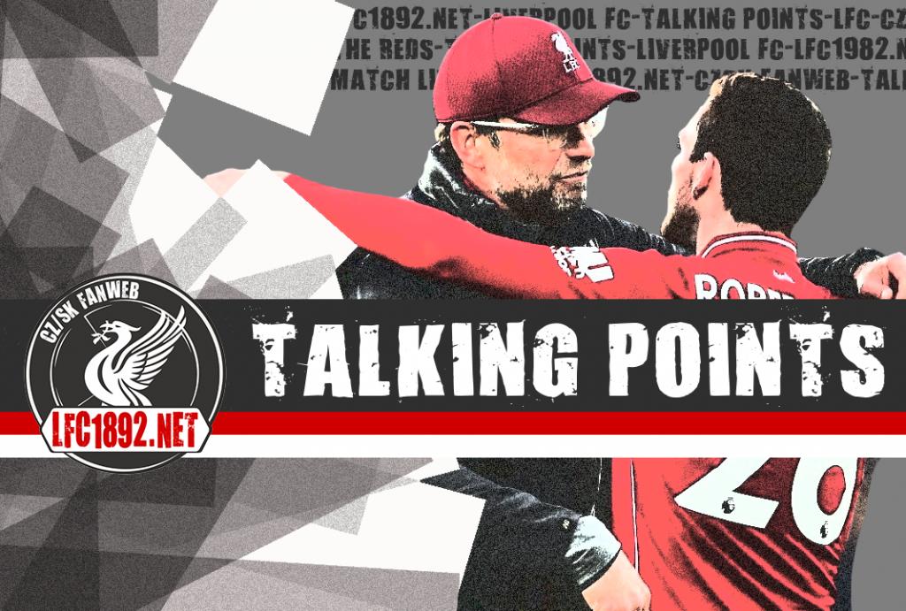 Talking points: LFC v plnej kráse. Proti Rossoneri to ukázal z oboch strán